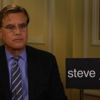 "WRITER AARON SORKIN ON THE MOVIE ""STEVE JOBS"""