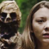 'THE FOREST' INTERVIEW WITH NATALIE DORMER AND TAYLOR KINNEY