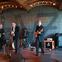 GERALDINE'S JAZZ BRUNCH – A WELCOME RESPITE FROM SXSW CROWDS
