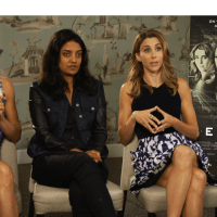 EQUITY:  SHE-WOLVES OF WALL STREET – INTERVIEW WITH ALYSIA REINER, SARAH MEGAN THOMAS, AND DIRECTOR MEERA MENON