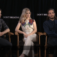 DON'T BREATHE: DIRECTOR FEDE ALVAREZ and CAST on WHAT SCARES THEM