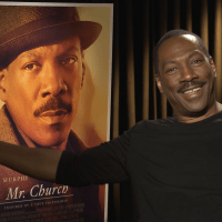 """EDDIE MURPHY SAYS MR. CHURCH SCRIPT WAS """"EMOTIONAL FROM THE FIRST READ OF THE SCRIPT"""""""