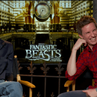 FANTASTIC BEASTS: EDDIE REDMAYNE SAYS BEING ON SET WAS LIKE GOING BACK TO 1950s FILMMAKING