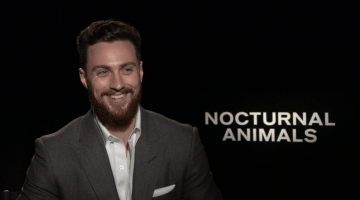 Golden Globe Winner Aaron Taylor Johnson (Video Interview)