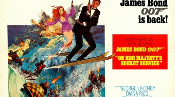 GEORGE LAZENBY: THE TRUE STORY OF THE MAN WHO BECAME BOND (Video Interview)