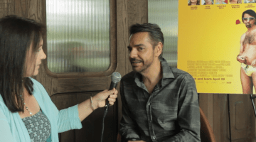 "EUGENIO DERBEZ TELLS US ""HOW TO BE A LATIN LOVER"""