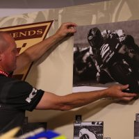2000 World Champion inducted into the MotoGP™ World Championship Hall of Fame at COTA