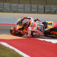 MotoGP:  Marquez Takes The First Podium Of The Season