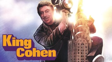 """KING COHEN:  Larry Cohen's Words of Wisdom """"That's Called Directing!""""(Video Interview)"""
