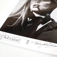 ICONIC PHOTOGRAPHER TERRY O'NEILL: INTERVIEW