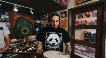 DEORRO:  RISE OF THE PANDAFAM (INTERVIEW)