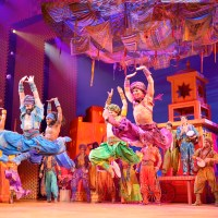 Disney's ALADDIN To Anchor Broadway At Houston's Hobby Center 2018-2019 Season