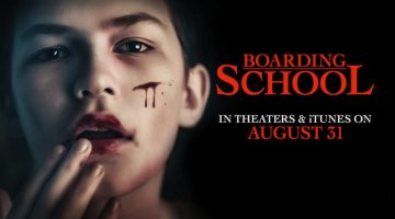 Luke Prael Stars In Intense Horror Film BOARDING SCHOOL (Interview)