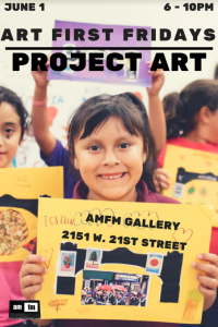Art First Fridays: Project Art @ AMFM Gallery  | Chicago | Illinois | United States