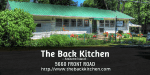 The Back Kitchen