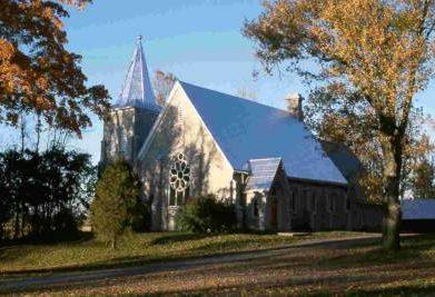 St. Paul's Presbyterian Church - Photo by Peter Trueman