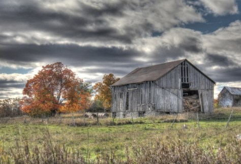C. Howard Barn - Photo by Brian Little