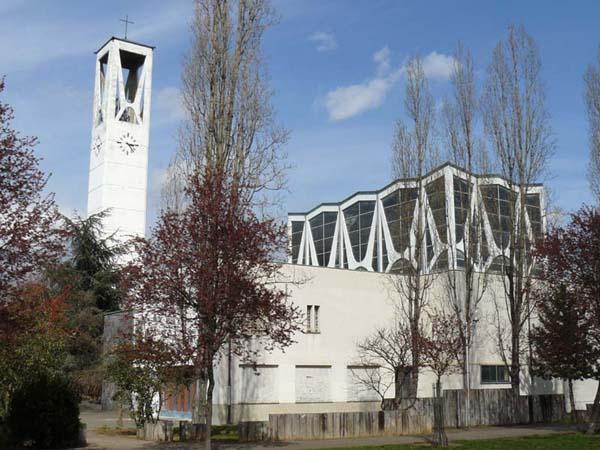 Photo de l'Eglise Saint-Léon à Colmar
