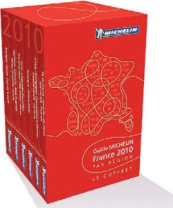 guiderouge - Guide Michelin 2010