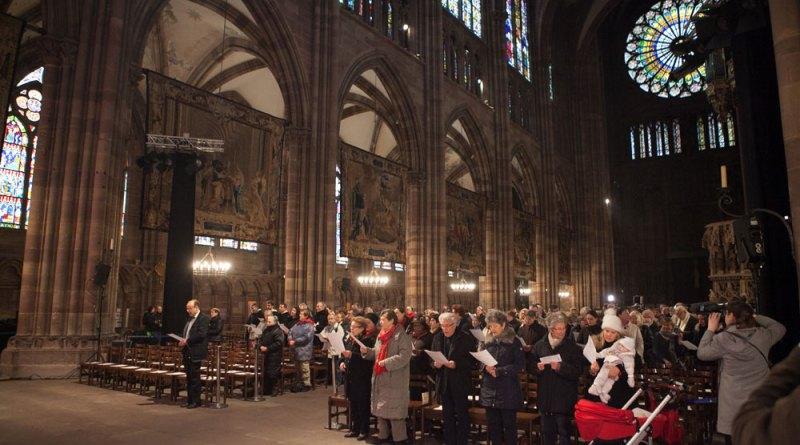 IMG 2277 - Le Pape François aux institutions européennes