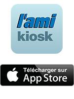 kiosk appstore - Resto Les innocents - En flagrant délice