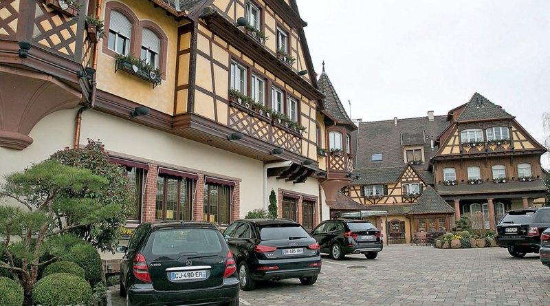 parca - L'Hôtel-restaurant du Parc (Obernai)