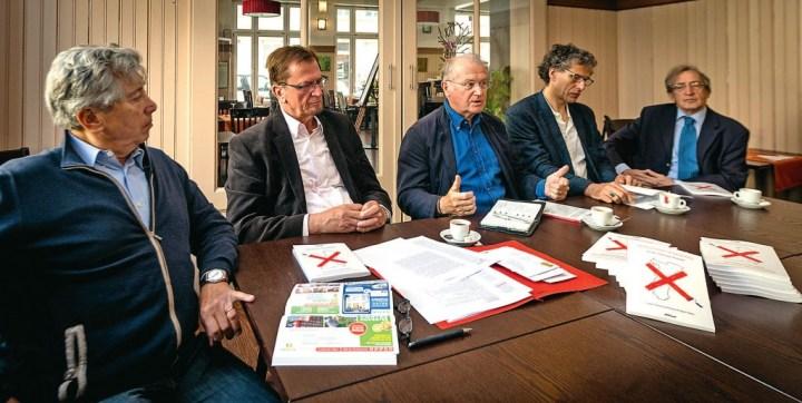 Jean-Pierre Berg (ancien chef de cabinet du Président du Comité des Régions d'Europe), Pierre Klein (Président d'ICA 2010), Pierre-Peter Meyer (ancien directeur de la Coopération internationale à la Région Alsace), Marc Chaudeur (écrivain et philosophe) et Pierre Kintz (ancien président du Tribunal administratif), qui figurent parmi les fondateurs de la Plateforme «l'Alsace que nous voulons» sont parmi les principaux rédacteurs de l'ouvrage publié par l'ICA 2010.