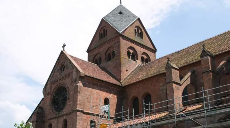 EgliseNeuwiller 010 - Église Saints-Pierre-et-Paul : un joyau restauré