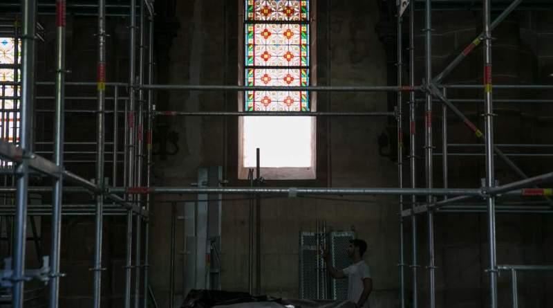 EgliseNeuwiller 037 - Église Saints-Pierre-et-Paul : un joyau restauré