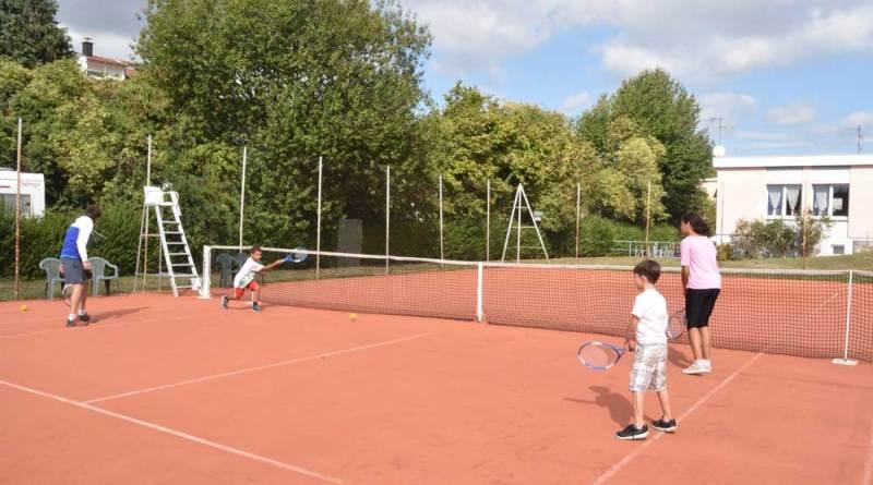 ASPTTS portes ouvertes tennis - Ligue d'Alsace de tennis : Set par set