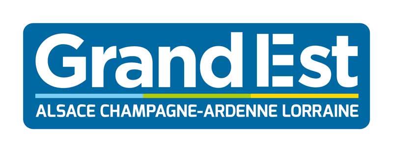 GE RVB - Région Grand Est: nouveau logo