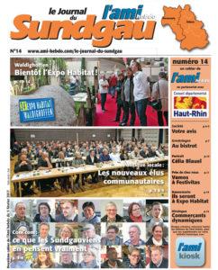 """14 Sundgau - Réforme intercommunale dans le Sundgau : """"Brèves de comptoir"""""""