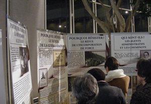 DSCF2915 - À Colmar : La Résistance des Alsaciens