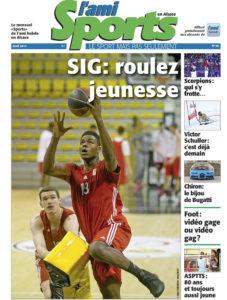 Ami Sport Alsace 26 1 - INCLUSIVE KARATÉ : Une place pour chacun
