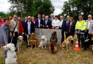 ChiensGuidesCernay - École de chiens d'aveugles de Cernay : vers un nouvel écrin…