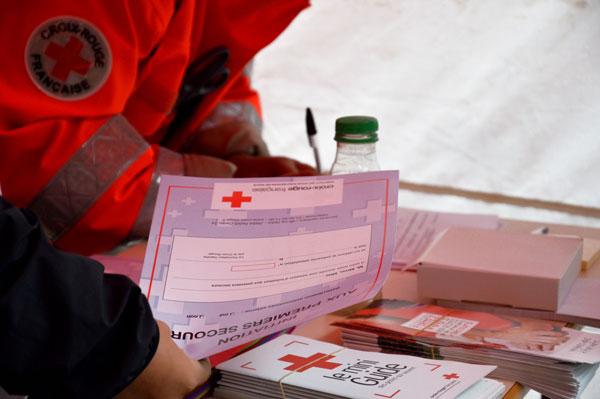 DSC 0159 - Journée mondiale des Premiers secours : «Comment devenir un super-héros?»