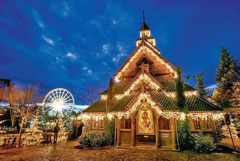 europapark - Joyeux Noël à Europa-Park