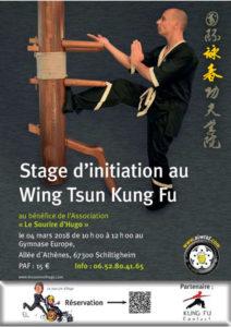 sourire hugo - Schiltigheim : découvrir le Wing Tsun pour une bonne cause