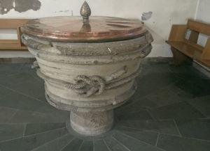 corde bapteme - La corde du baptême à Saint-Jean Strasbourg