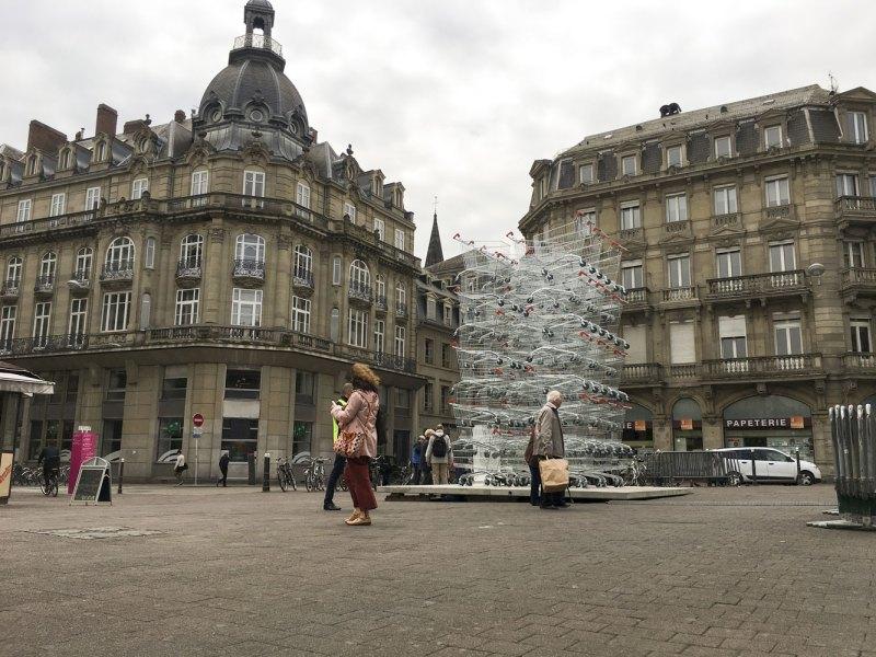 strasbourg 1 - À Strasbourg, l'art magnifie l'industrie