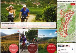 alsace velo - Un autre tour d'Alsace à vélo