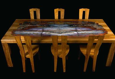 table - De l'Arizona au Sundgau