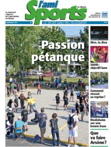 Ami Sport Alsace 39 HD 1 - Pétanque : Boule sentimentale