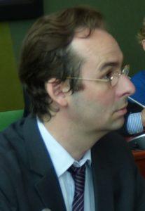 Gregor Puppinck - Gregor Puppinck sur le frontdes droits de l'homme