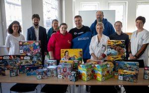 lego2 - Clinique Sainte-Barbe : des Lego pour les enfants hospitalisés