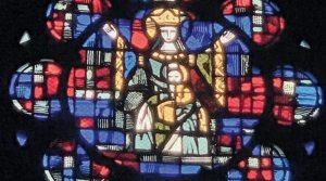 rosace - Notre-Dame de Strasbourg à Marienthal