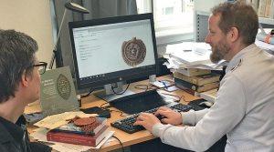 sigillographe - Une collection en ligne des sceaux alsaciens
