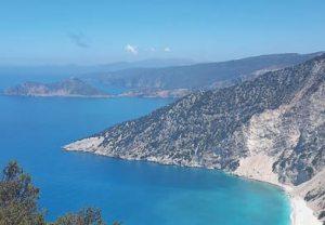 myrtos - Céphalonie, une île à découvrir