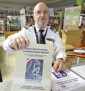 giraud - Anecdotes inédites sur le périple alsacien du Général Giraud