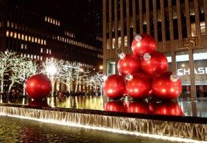christmas - Le Noël alsacien va gagner New York